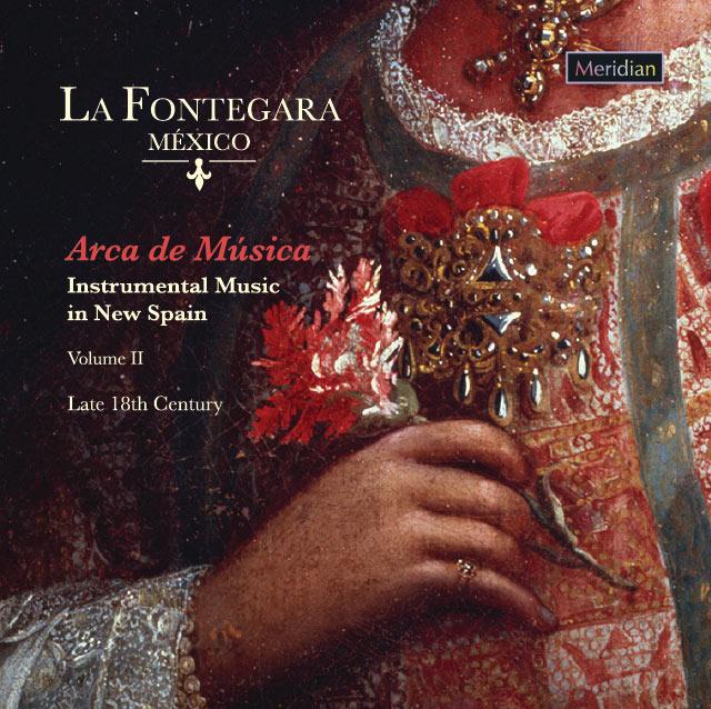 La Fontegara México Portada Arca de Música Vol II